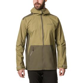 Berghaus Deluge Pro 2.0 Shell Jacket Men, olive drab/ivy green
